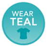 It's Ovarian Cancer Awareness Month: let's paint the country teal!